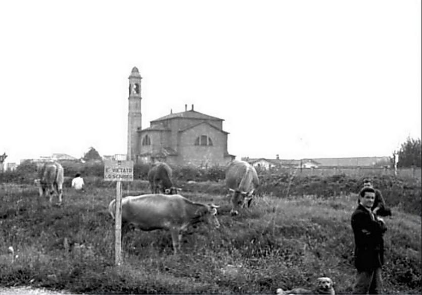 San Nazaro e Celso alla Barona - 1953 circa