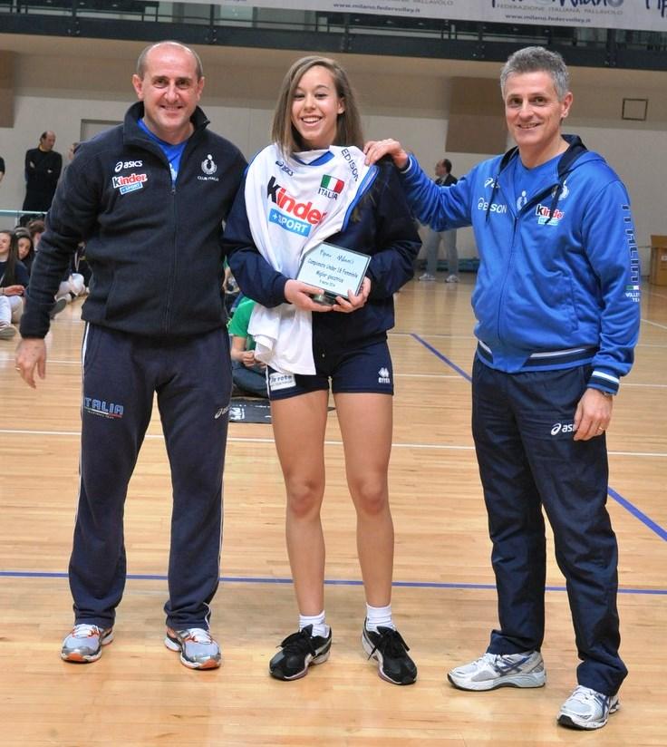U18-anna Piccoli_Miglior_Giocatrice