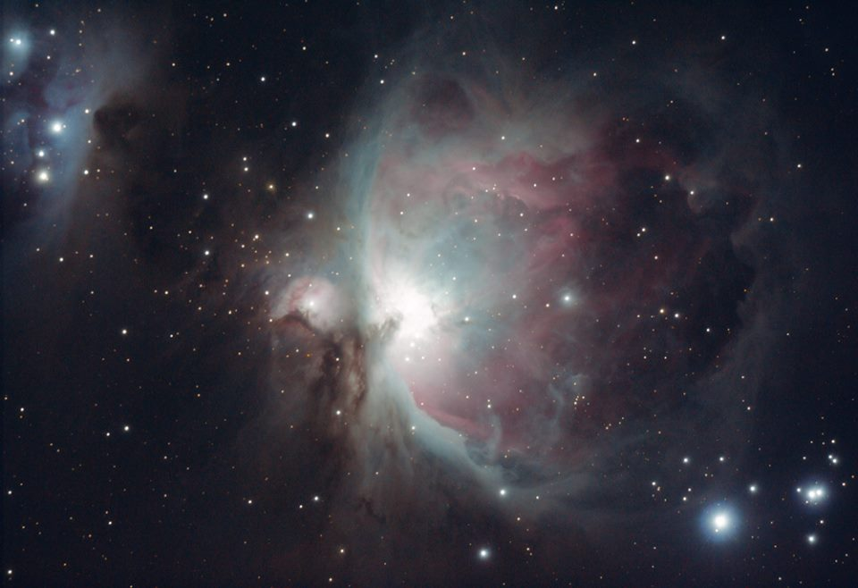 foto nebulosa