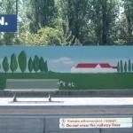 murales stazione trezzano