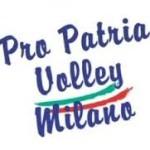 logo pro patria milano volley