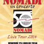 19-nomadi in concerto