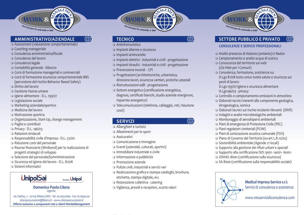 brochure promozionale pagina 2