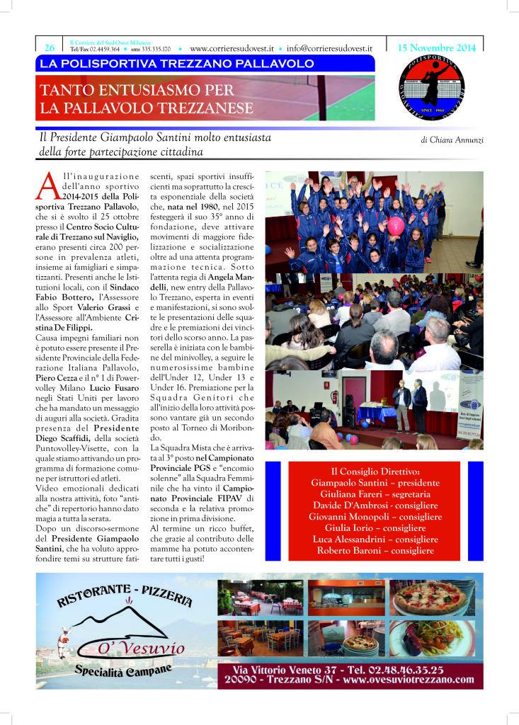 11-corriere sud-ovest-non 2014-Pagina 26