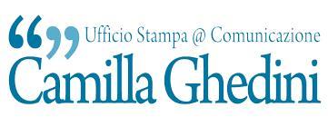logo ufficio stampa camilla ghedini
