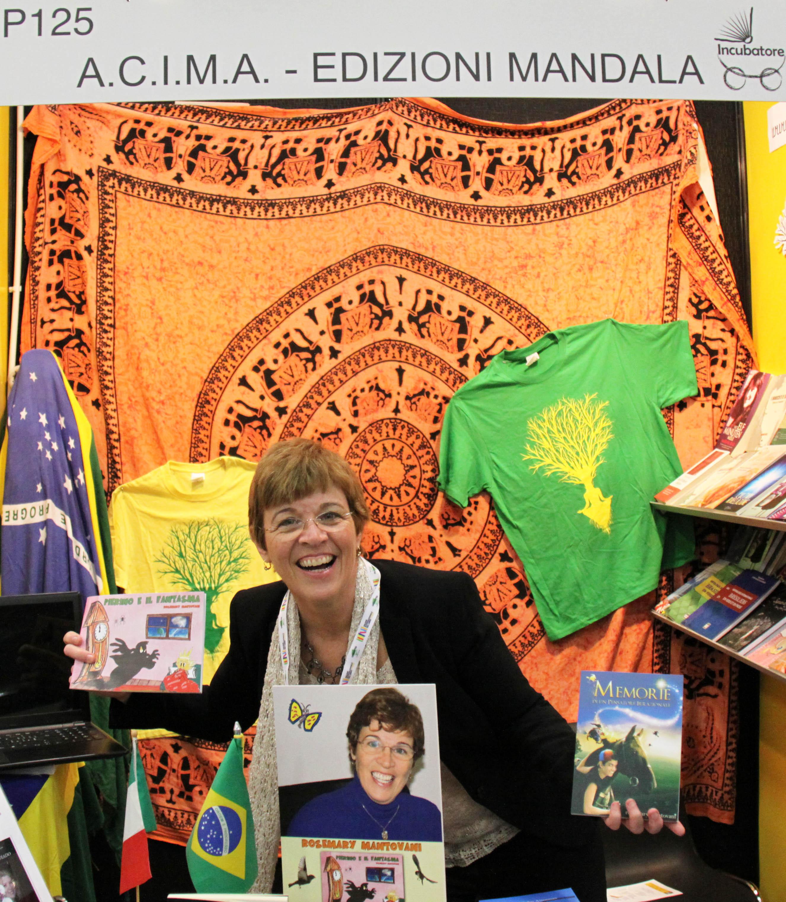 Rosemary Mantovani premiata al 22° Festival Latino Americano di Milano