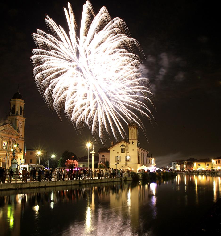 """Gaggiano, Notte Bianca 2013, finale col """"botto"""""""