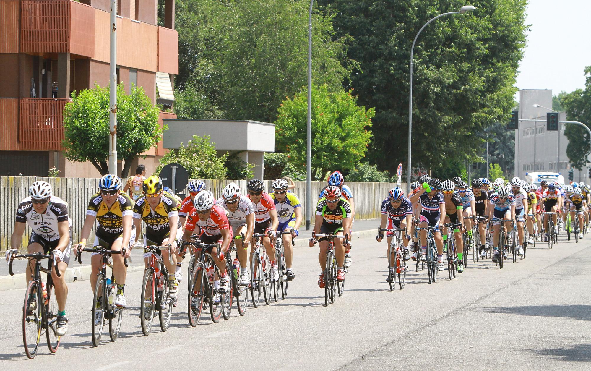 A Gaggiano il campionato provinciale di ciclismo 2013