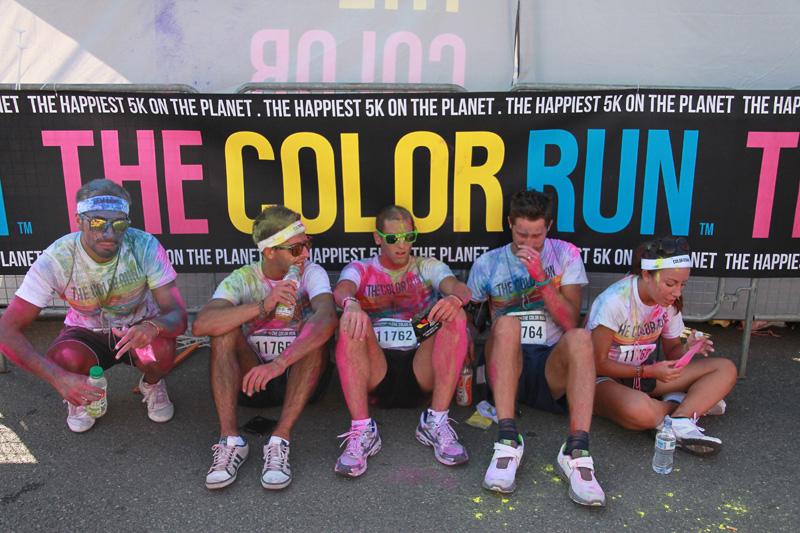 Color Run, kermesse per la prima volta a Milano!