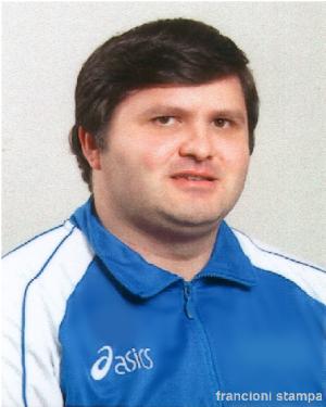 Caso Gianluca Francioni, nazionale di getto del peso