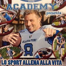 Football americano a Gaggiano, progetto di Max Bertolani
