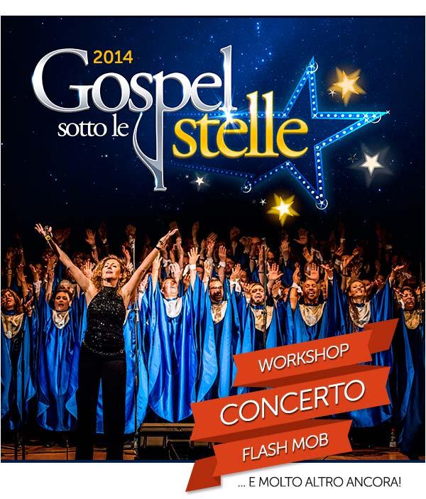 Gospel sotto le stelle!