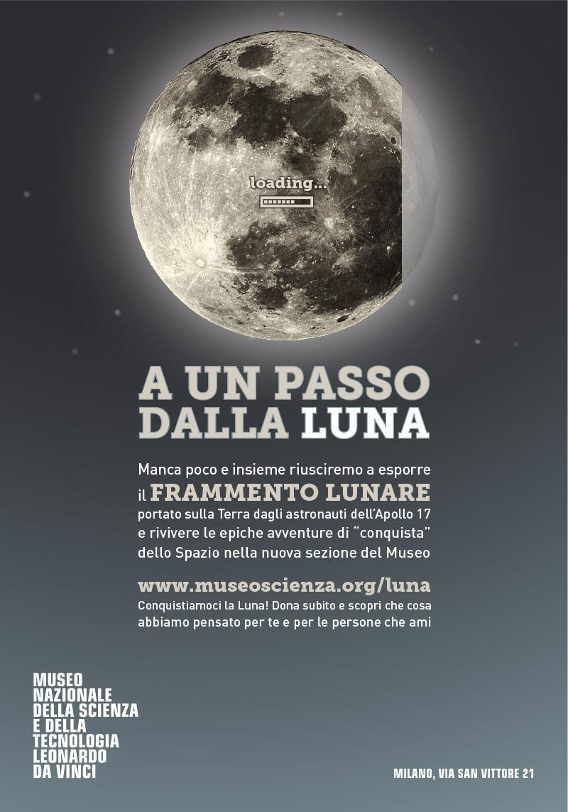Il frammento lunare a portata di mano al Museo della Scienza di Milano