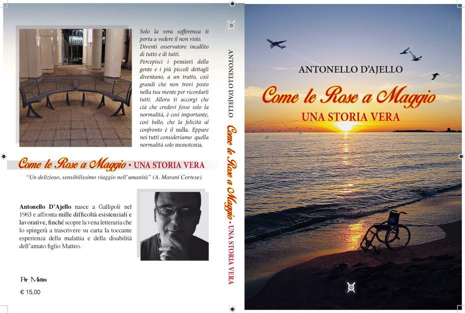 Antonello D'Ajello, un libro, una vita, una speranza