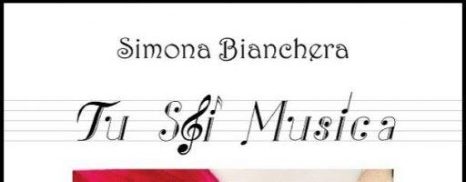 """Esordio di Simona Bianchera Alaska con il romanzo """" Tu sei musica"""""""